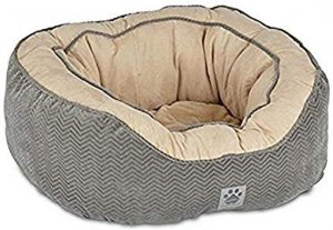 Precision Pet Products Gusset Daydreamer Bolster Cat & Dog Bed