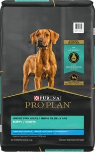 Purina Pro Plan Puppy Large Breed Chicken And Rice Formula With Probiotics Dry Dog Food