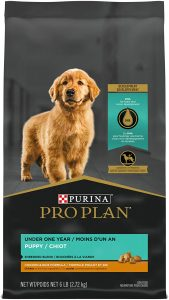 Purina Pro Plan Puppy Shredded Blend Chicken & Rice Formula With Probiotics Dry Dog Food