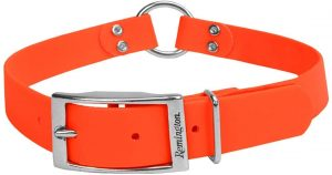 Remington Waterproof Hound Center Ring Dog Collar