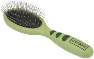 Safari Wire Pin Brush For Dogs