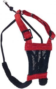 Sporn Non Pull Mesh Dog Harness
