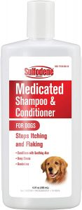 Sulfodene Medicated Dog Shampoo & Conditioner