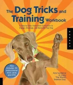 The Dog Tricks And Training Workbook A Step By Step Interactive Curriculum To Engage, Challenge, And Bond With Your Dog