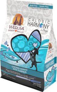 Weruva Caloric Harmony Chicken Dinner With Pumpkin Grain Free Dry Dog Food