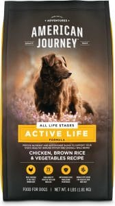 American Journey Active Life Formula Dry Dog Food