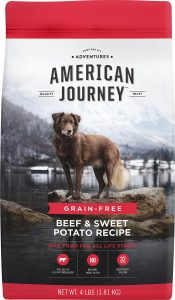 American Journey Beef And Sweet Potato Recipe Dog Food