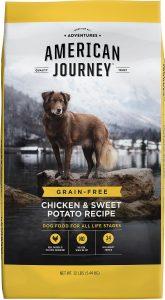 American Journey Chicken & Sweet Potato Recipe Grain Free Dry Dog Food