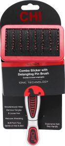 Chi Slicker With Detangling Pin Dog Brush