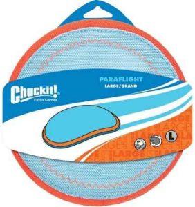 Chuckit! Paraflight Flyer Dog Toy