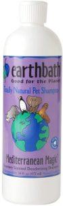 Earthbath Deodorizing Rosemary Dog & Cat Shampoo