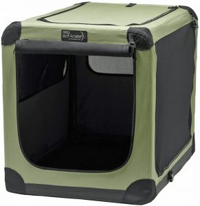 Firstrax Noz2noz Sof Krate N2 Series 3 Door Collapsible Soft Sided Dog Crate