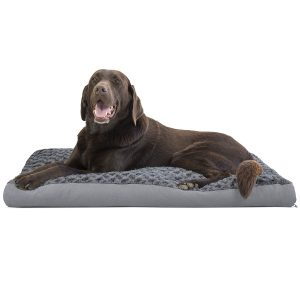 Furhaven Ultra Plush Deluxe Pillow Dog Bed