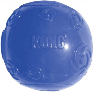 Kong Squeezee Ball Dog Toy