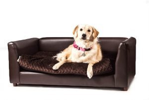 Keet Fluffy Deluxe Dog Bed