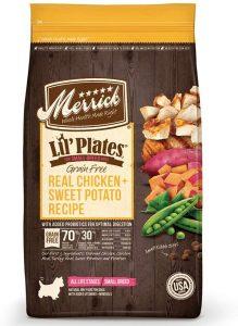 Merrick Grain Free Dry Puppy Food Real Chicken & Sweet Potato Recipe