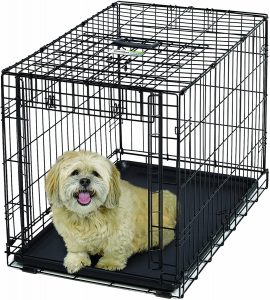Midwest Ovation Single Door Collapsible Wire Dog Crate