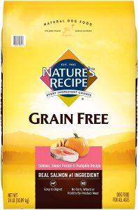 Nature's Recipe Salmon, Sweet Potato, And Pumpkin Recipe Dog Food