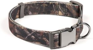 Pet Champion Hunting Camouflage Polyester Dog Collar