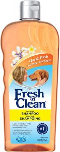 Petag Fresh 'n Clean Scented Dog Shampoo