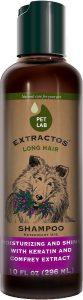 Petlab Extractos Long Hair Comfrey Extract Dog Shampoo