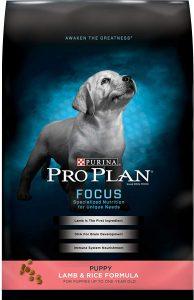 Purina Pro Plan Focus Puppy Lamb & Rice Formula Dry Dog Food