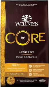 Wellness Core Grain Free Puppy Chicken & Turkey Recipe Dry Dog Food