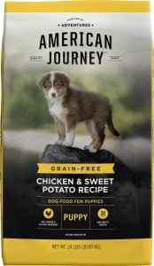 American Journey Chicken And Sweet Potato Puppy Food