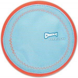 Chuckit! Paraflight Flyer Frisbee Toy