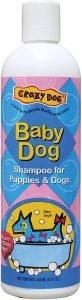 Crazy Dog Baby Powder Dog Shampoo