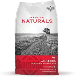 Diamond Naturals Lamb Meal & Rice Formula Adult Dry Dog Food
