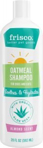 Frisco Oatmeal And Almond Shampoo