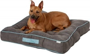 Frisco Tufted Pillow Dog Bed