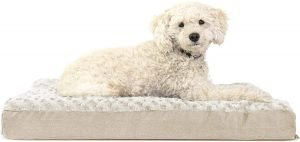 Furhaven Nap Deluxe Pillow Dog Bed
