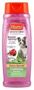 Hartz Groomer's Best 3 In 1 Conditioning Dog Shampoo