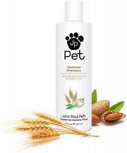 John Paul Pet Sensitive Skin Formula Oatmeal Dog & Cat Shampoo