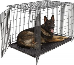 Midwest Icrate Single Door Wire Dog Crate