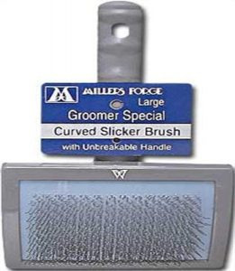 Millers Forge Unbreakable Style Slicker Brush