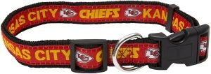 Pets First Nfl Nylon Dog Collar