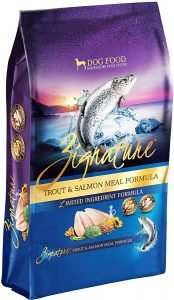 Zignature Trout & Salmon Limited Ingredients Formula