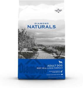 Diamond Naturals Beef Meal & Rice Dog Food