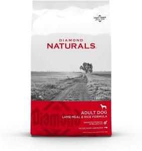 Diamond Naturals Lamb Meal And Rice Formula Adult Dry Dog Food