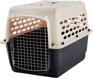 Frisco Plastic Dog Kennel