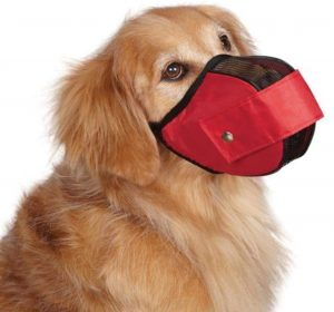 Guardian Gear Fabric Mesh Dog Muzzle