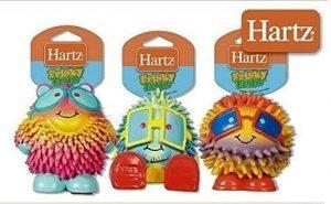 Hartz Frisky Frolic Squeaky Latex Dog Toy