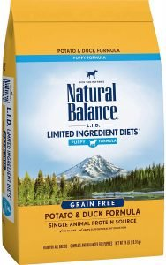Natural Balance L.i.d. Limited Ingredient Diets Puppy Food
