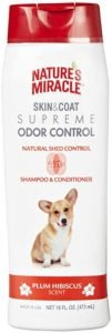 Nature's Miracle Odor Control Shampoo And Conditioner