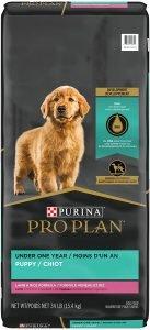 Purina Pro Plan Puppy Lamb & Rice Formula Dry Dog Food