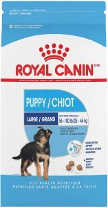 Royal Canin Large Breed Puppy Food
