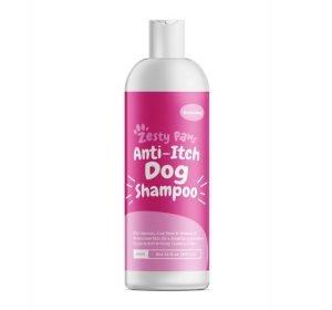Zesty Paws Oatmeal Anti Inch Dog Shampoo